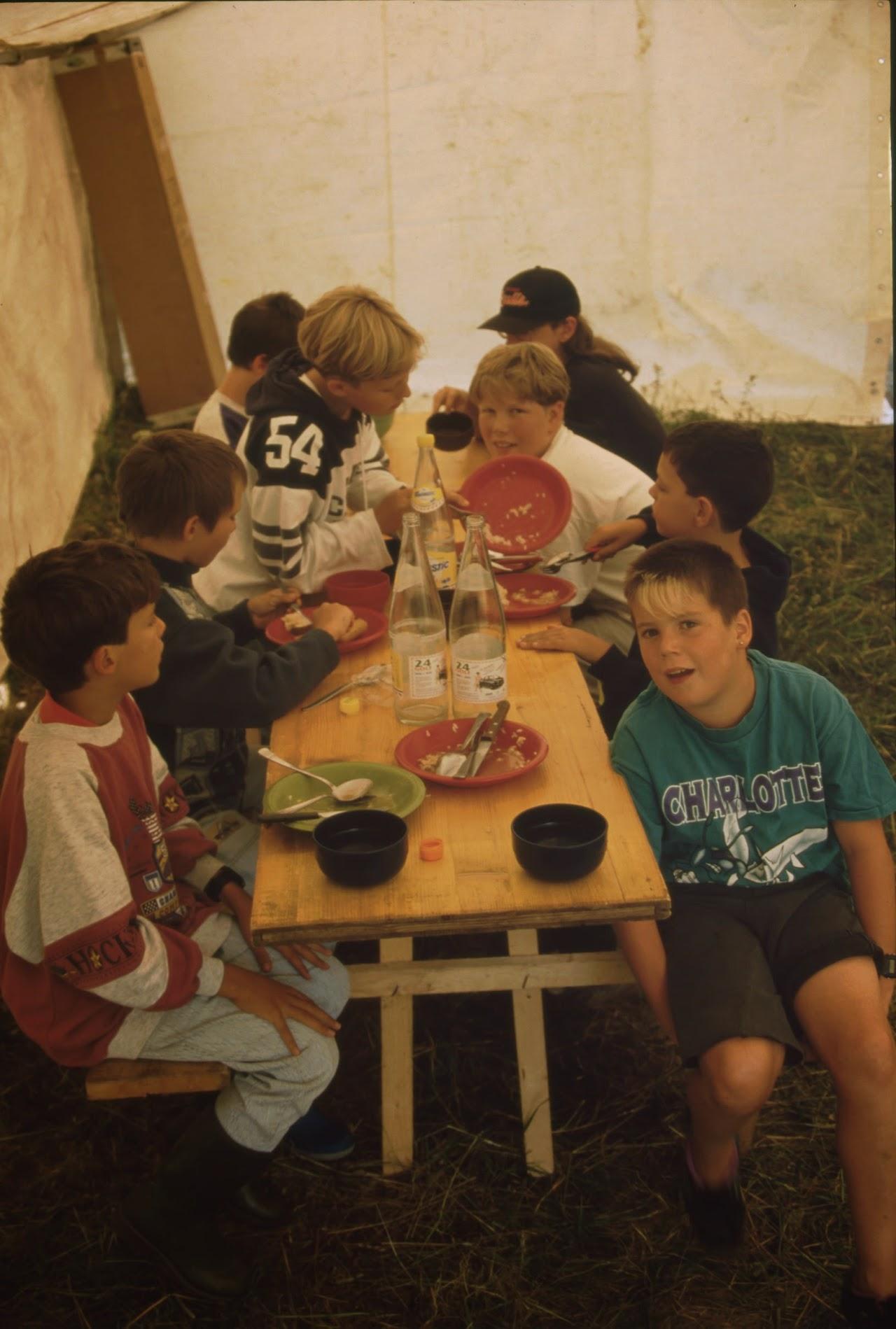 1995 Sommerlager - Sola95_201