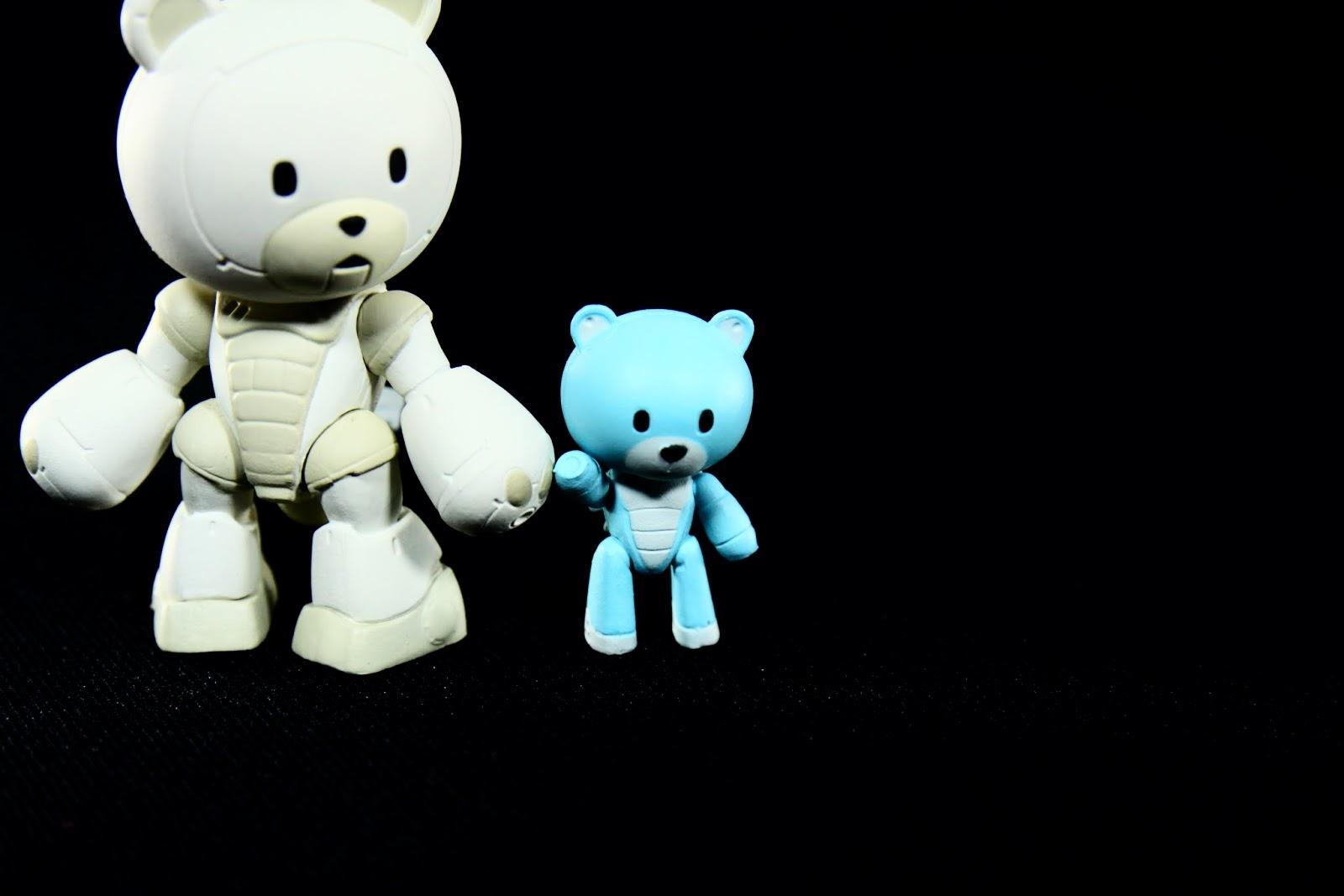 老背少的小熊阿凱