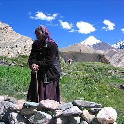Ladakh, Northern India