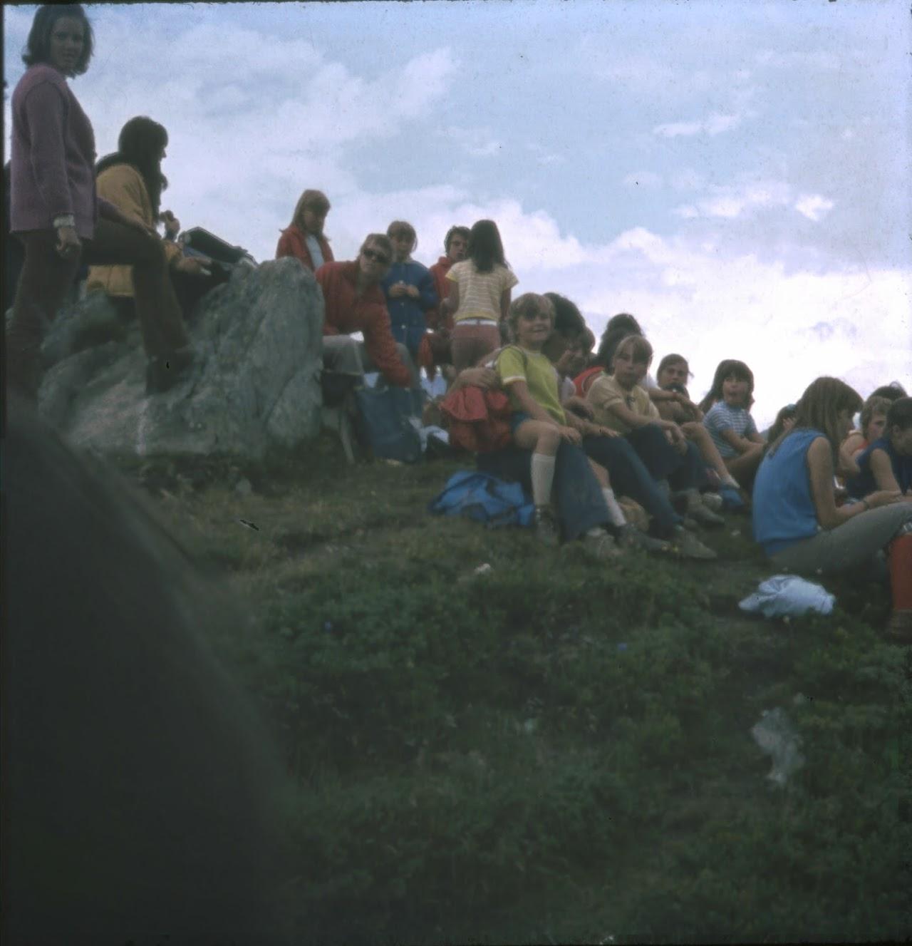 1981 Sommerlager JW - SolaJW81_070