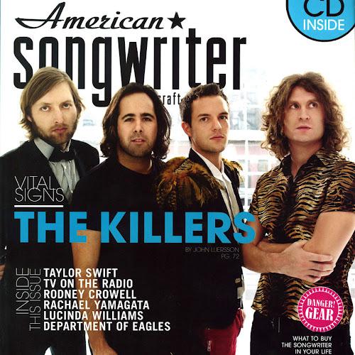 2008-11/12 American Songwriter - Copertina