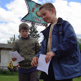 Předávání diplomů a ocenění (2)