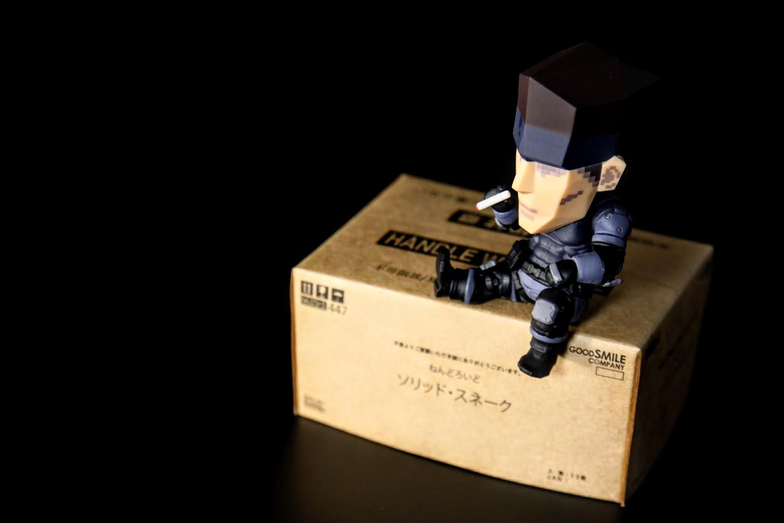本款的本體之二:PS一代遊戲的超慘烈3D頭! 就以這個經典頭來作結束吧!