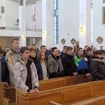rekolekcje dla uczniów szkół ponadgimnazjalnych 13-15.03.2016r. - ks. Krzysztof Januchowski