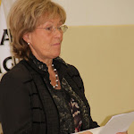 Dr. Komlósi Piroska családterapeuta  A család, mint a társadalom alapegysége és építőköve címmel tartotta meg előadását