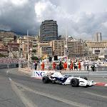 Nick Heidfeld, BMW-Sauber F1.07