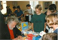 Fête du Livre 03 Pef Dédicaces 1997 Cossé