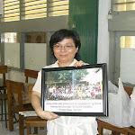Kunjungan ke SMP Strada Tj Priok - 14 Maret 2009