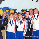 Équipe de France de Voile Contact à 2 Champions du Monde 2014 !