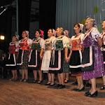 Az Ipolynyéki hagyományőrző énekkar fellépése