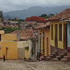 Trinidal has a nice hilly backdrop