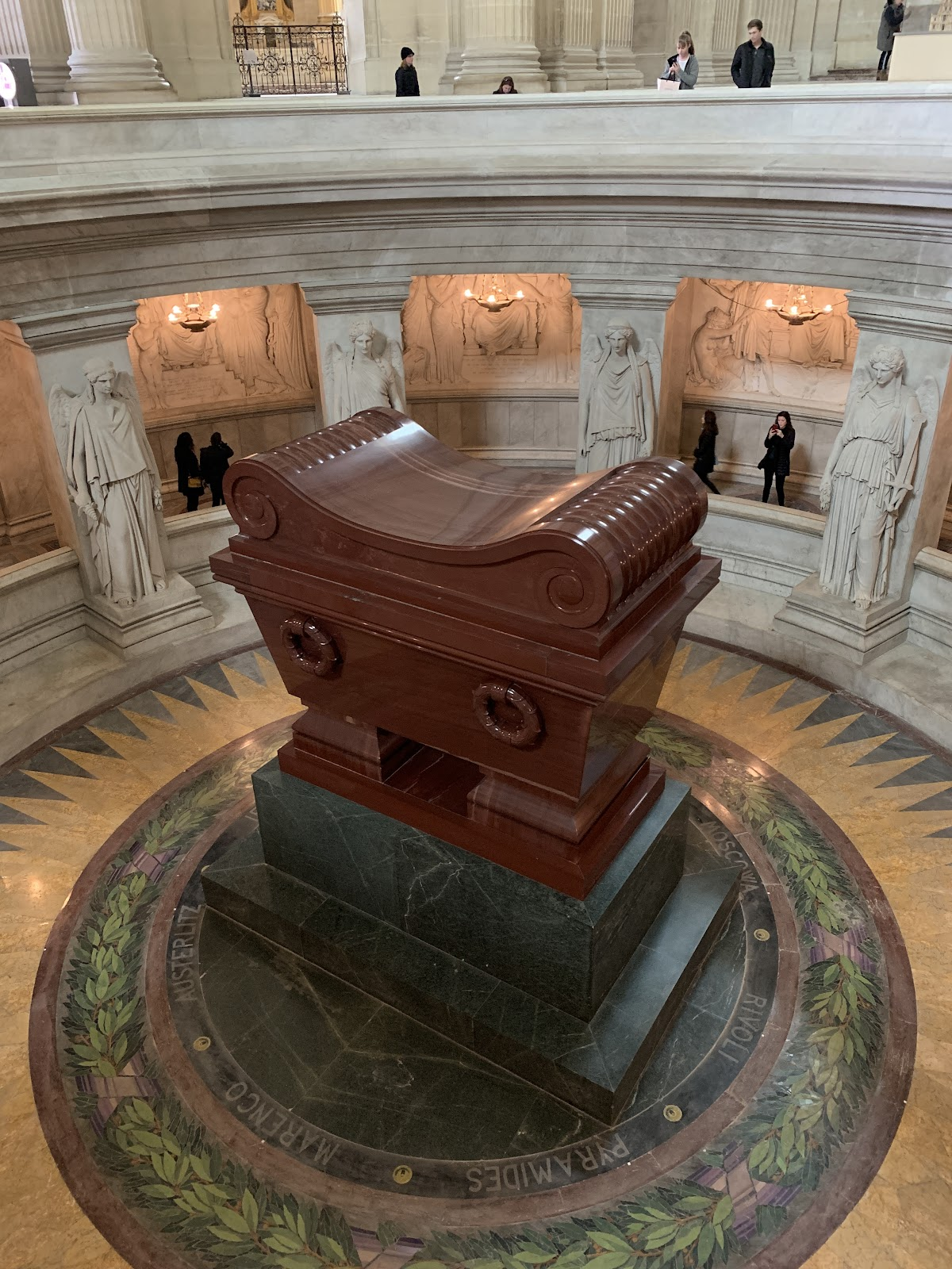 Les Invalides - Napolean's Tomb