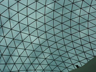 The dome of the British Museum