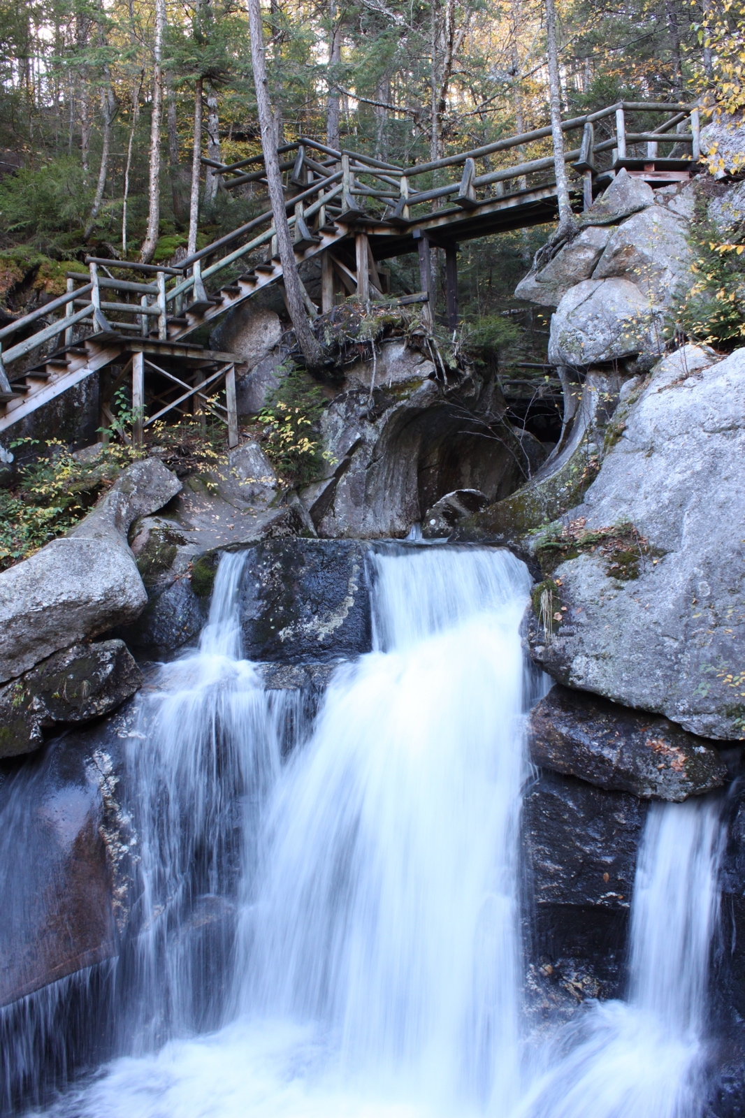 The Lost River Gorge - White Mountains, New Hampshire
