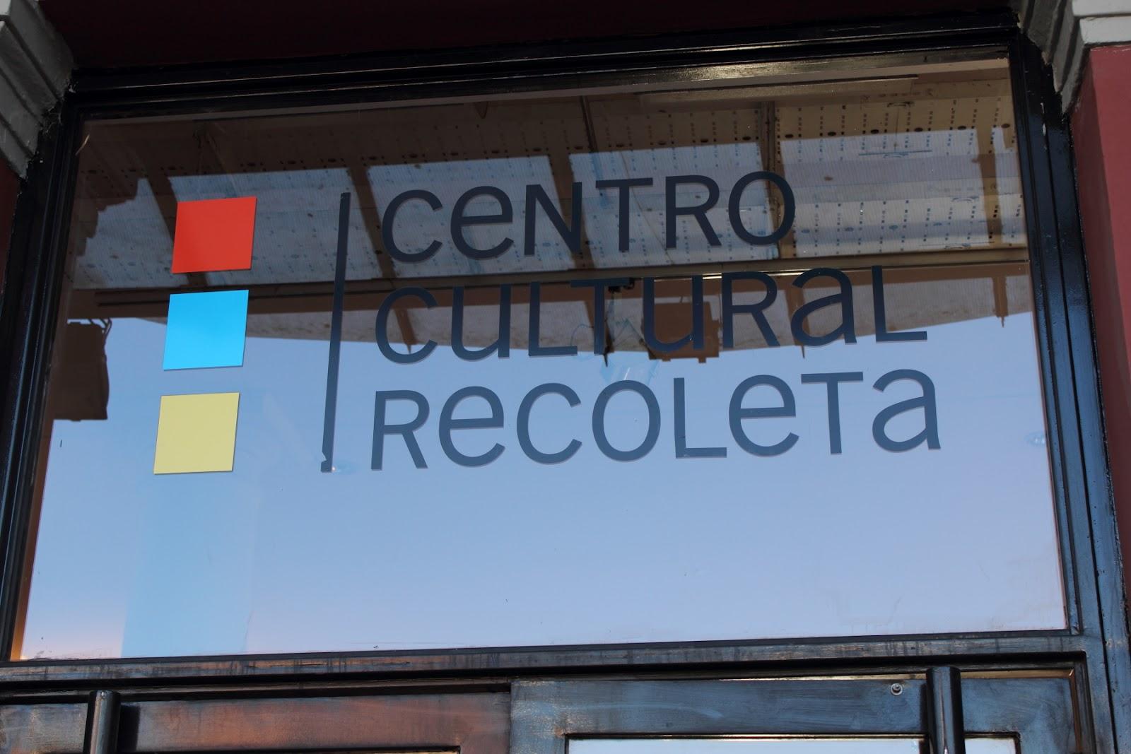 Centro Cultural - Recoleta, BsAs