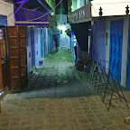 Chefchaouen by night