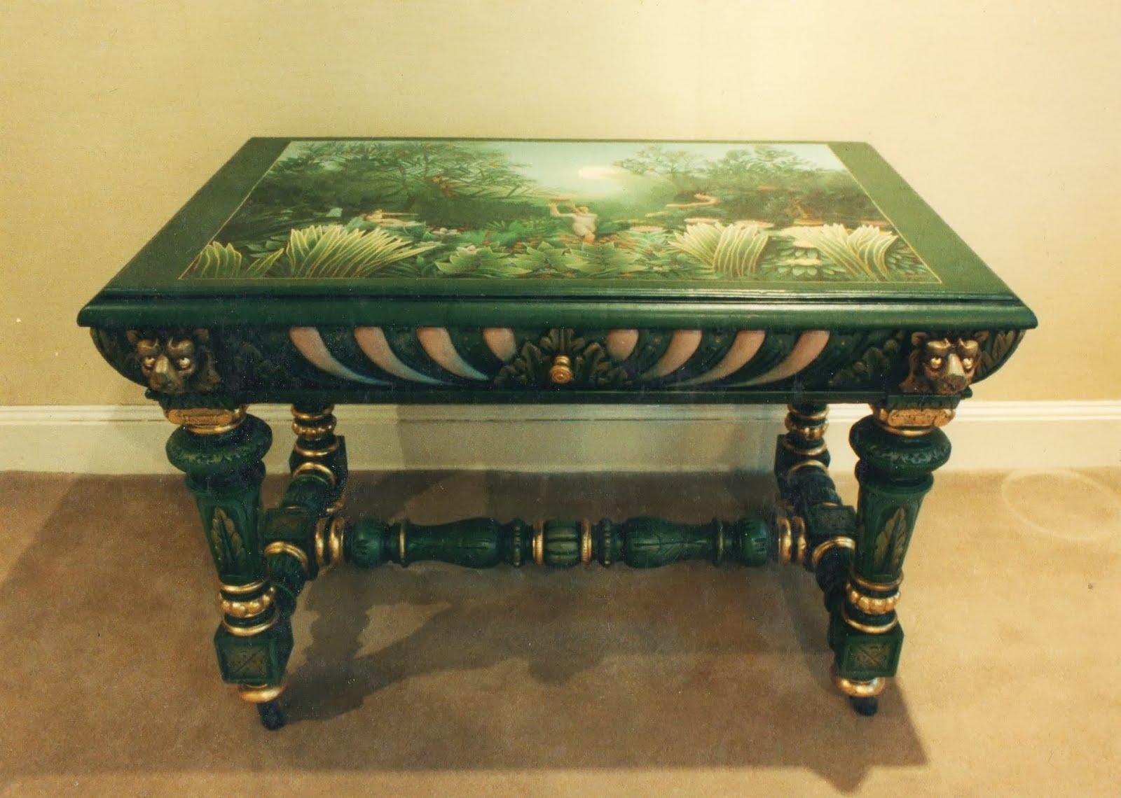 rousseau table