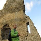 Na zřícenině hradu Rokštejn (2)