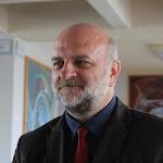 Vetter János, akomáromi Ipari Szakközépiskola igazgatója volt akonferencia házigazdája