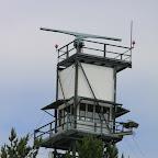 One of the border radars on the Lake Peipus