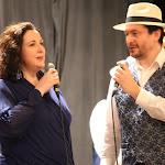 Masa Anita és Masa Tamás duettje