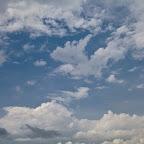 Cuban socialist sky