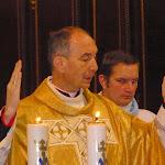 Pécsi megyéspükpök a nagyszombati Szent Miklós székesegyházban