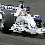 Jacques Villeneuve, BMW Sauber F1.06