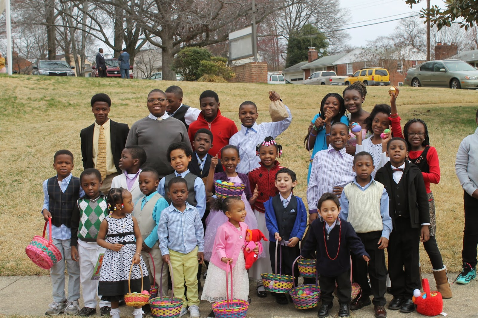 2015 - Easter Sunday