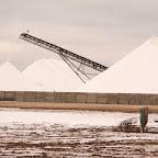 Saltworks near Walvis Bay