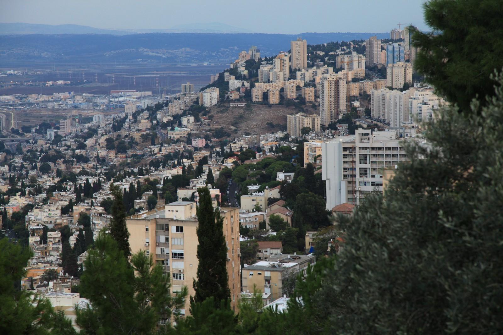 East Haifa