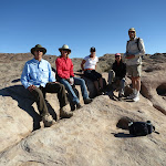 Group Shot Anza Borrego Wind Caves
