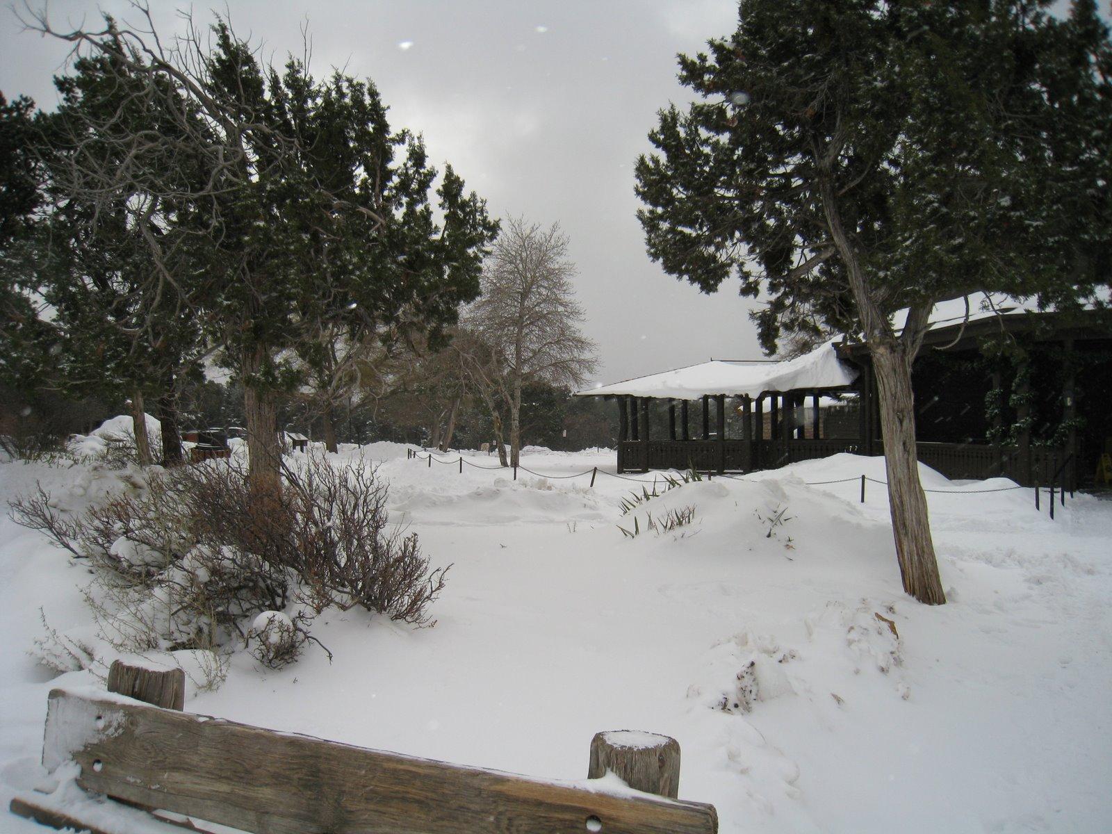 The El Tovar Lodge