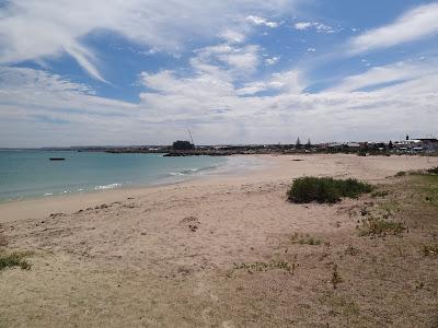 Geraldton beach
