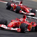 Michael Schumacher, Ferrari F2003GA