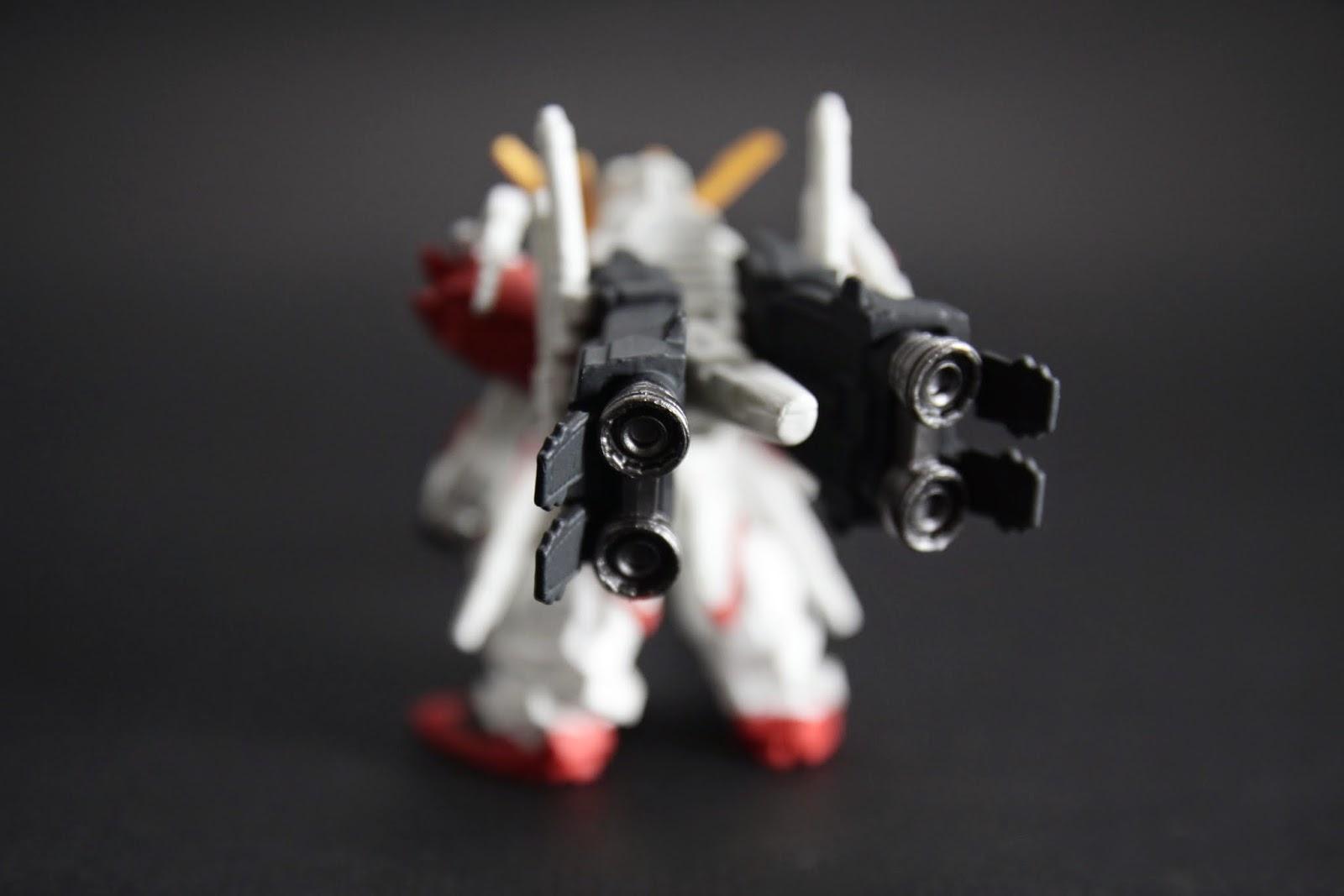 大型推進器 另外Ex S一樣可以變型