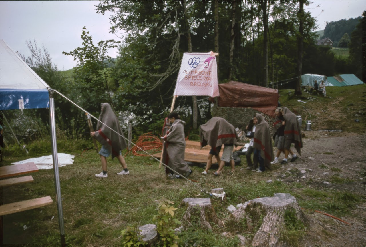 2001 Sommerlager - Sola01_098