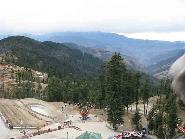 amusement park in Kufri