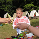Táborová pouť (6): Nákup odměn