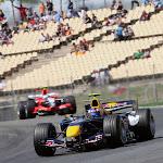 Robert Doornbos (NED/ Red Bull Racing) RB2