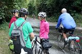 Roadside stop Sue & Simon's East of Orpington ride