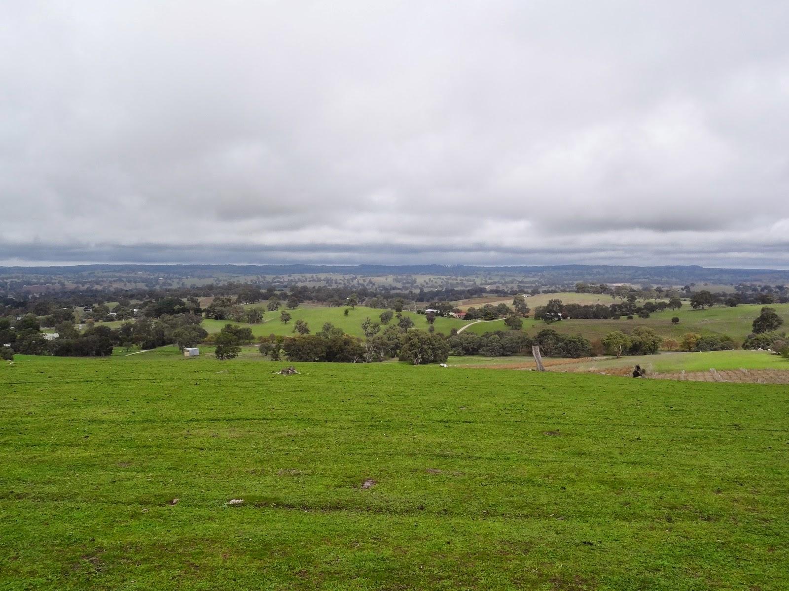 Eden Valley lookout