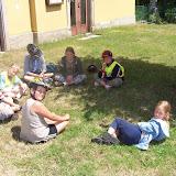 Mladší: výprava na kolech (1)