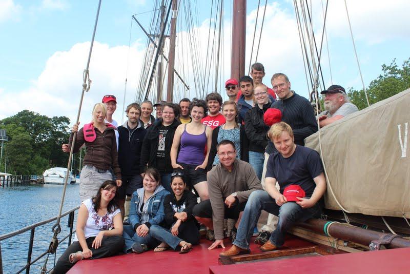 """ESG Kassel Sail 2012 """"Verandering"""" - SoSe 2012"""