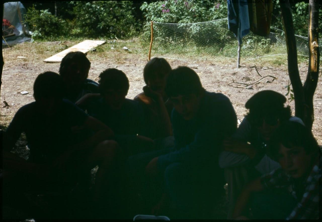 1981 Sommerlager JW - SolaJW81_198