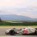 Jacques Villenevue, BAR 003 Honda