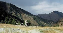 kayasi obožacvaju da na ulayu u nacionalne parkove postave spomenike medvedima, risovima, vukovima. tek da turista ne bude u zabuni šta može da očekuje