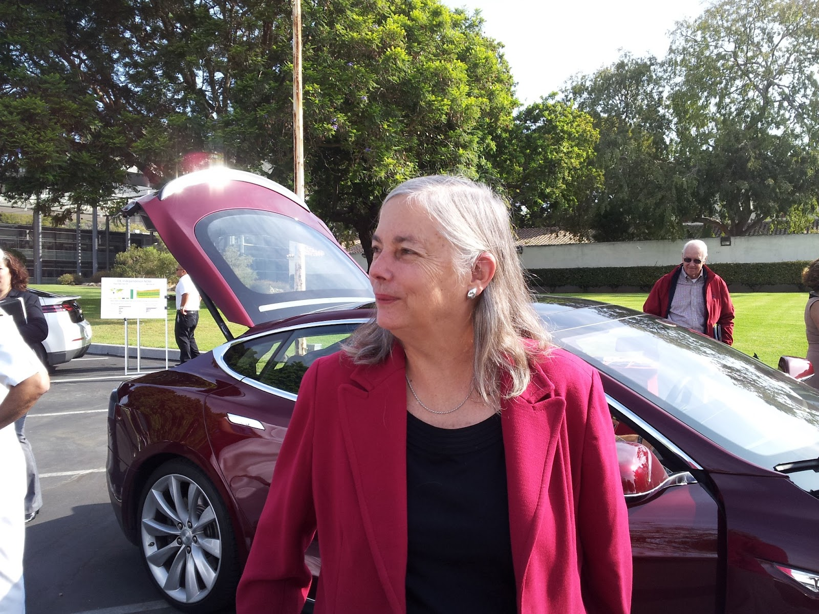 Senator Fran Pavley