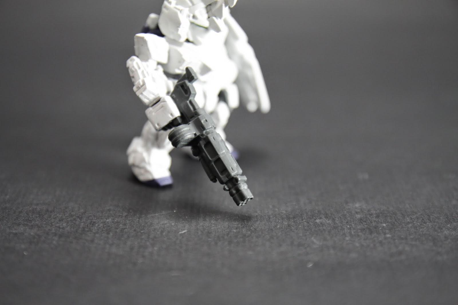 特別版則是光束格林機槍