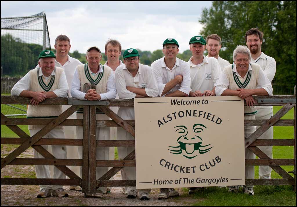Alstonefield Cricket Club 2013